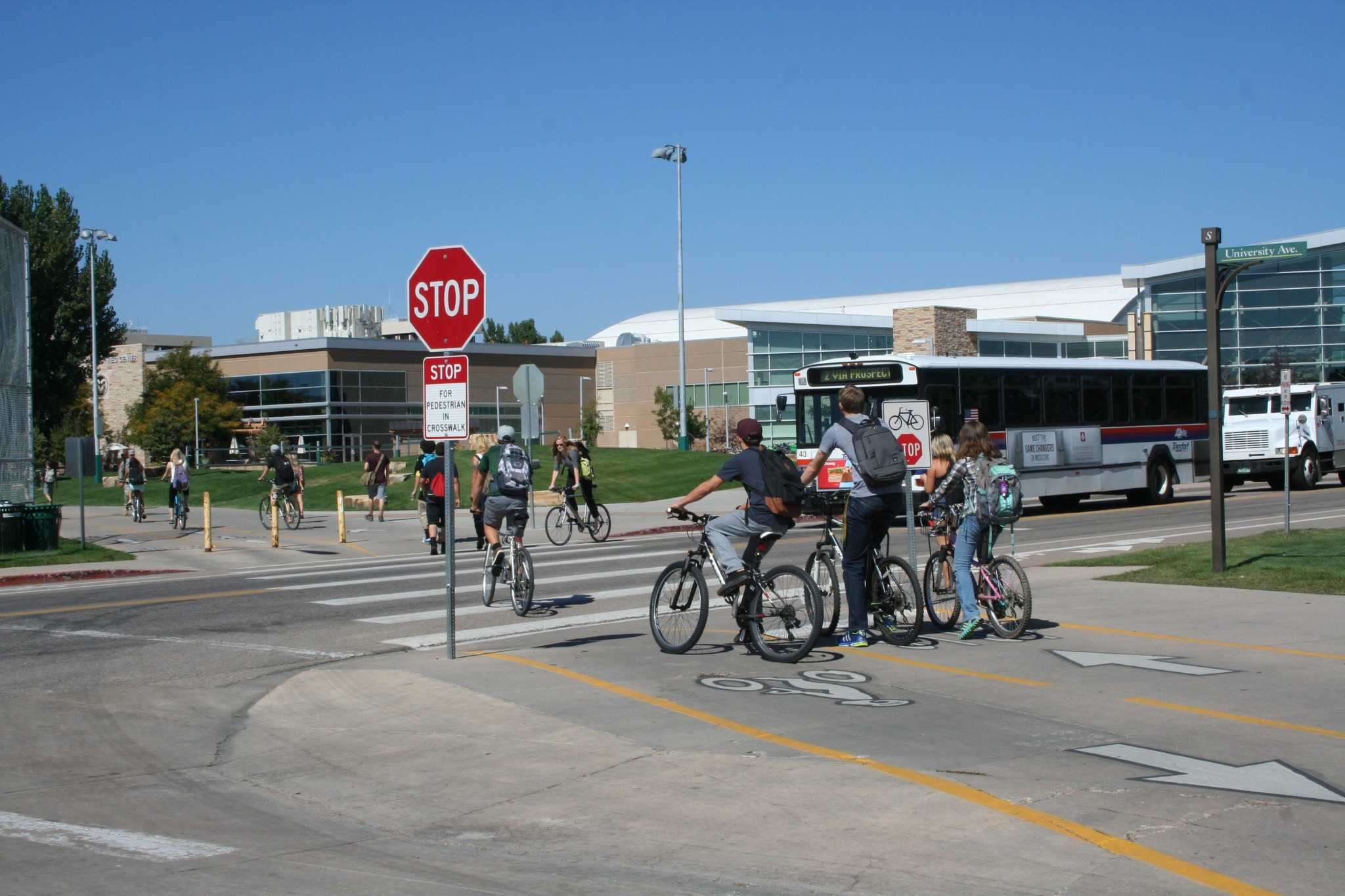 Bicycle laws 101 explaining the rules of the road rocky for Colorado motorized bicycle laws